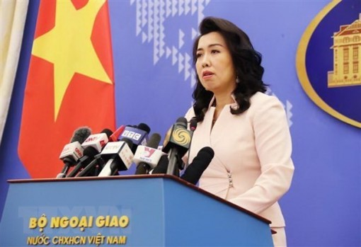 Hoang Sa, Truong Sa - inseparable parts of Vietnam: Foreign Ministry spokesperson