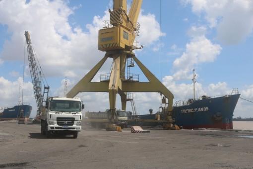 Khơi thông hàng hải cho hàng hóa xuất khẩu