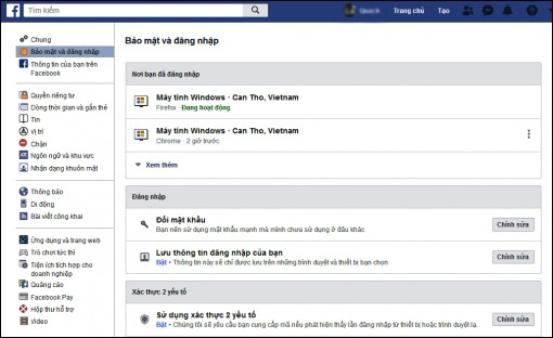 6 tính năng hữu ích của Facebook