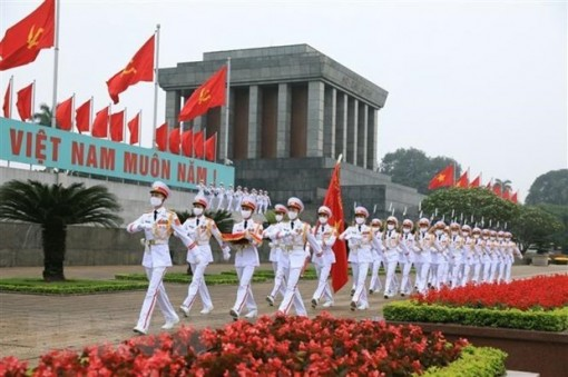 Foreign leaders congratulate Vietnam on National Day