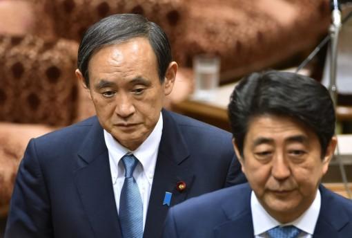 Ông Suga là ứng viên sáng giá cho ghế Thủ tướng Nhật