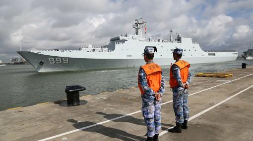 """Trung Quốc muốn """"rải"""" căn cứ trên toàn cầu"""