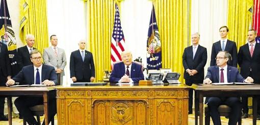 Đằng sau thỏa thuận lịch sử  giữa Serbia và Kosovo