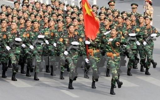 """""""Kỷ luật thép"""" là truyền thống cao quý, bản chất tốt đẹp của Quân đội nhân dân Việt Nam"""