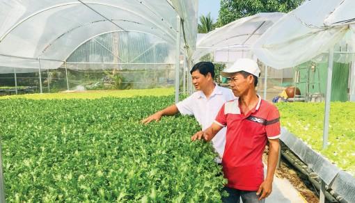 An Giang tích cực phát triển   các cửa hàng nông sản an toàn