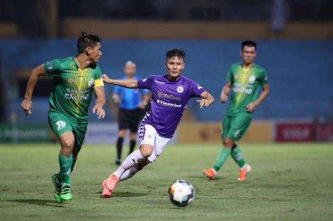 Thua Hà Nội 0-7, XSKT Cần Thơ dừng bước ở Cúp quốc gia 2020
