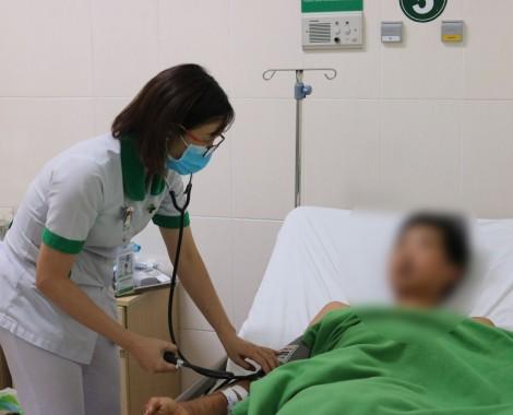 Lần đầu tiên áp dụng phương pháp nút động mạch cứu sống bệnh nhân vỡ lách