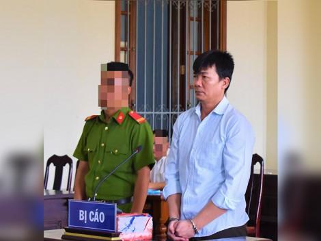 Thuê sà lan rồi chiếm đoạt, lãnh án 15 năm tù
