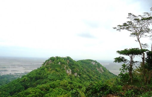 Khám phá núi Ba Thê