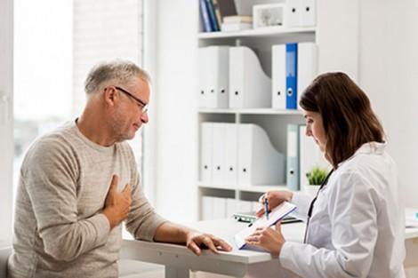 Bệnh nhân rung tâm nhĩ thận trọng với ô nhiễm không khí