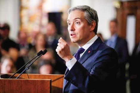Canada dừng đàm phán FTA với Trung Quốc