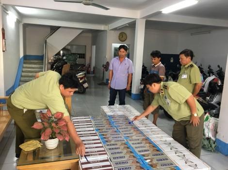 Vận chuyển, tàng trữ và giao nhận 1 bao thuốc lá nhập lậu có thể bị phạt tiền tới 3 triệu đồng