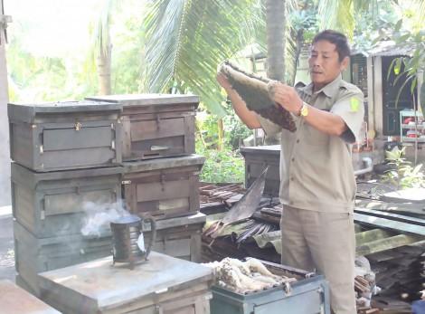 Cựu chiến binh quận Ô Môn  thi đua gương mẫu