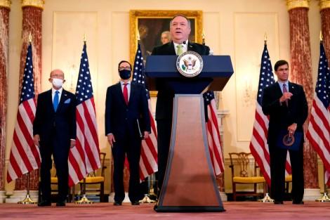 Mỹ đơn độc trừng phạt Iran