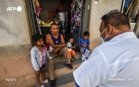 Sợ bệnh viện, bệnh nhân COVID-19 Mexico chờ chết tại nhà