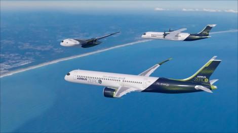 Sẽ có máy bay sử dụng hydro