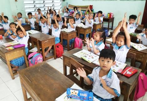 Hào hứng thực hiện Chương trình Giáo dục phổ thông mới