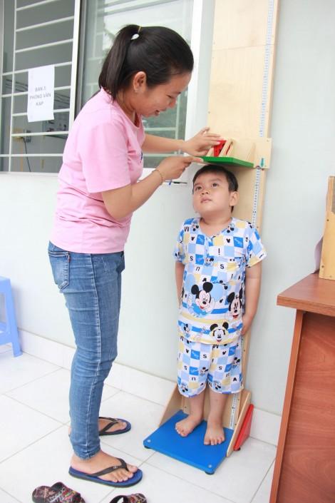 Điều tra dinh dưỡng bà mẹ và trẻ em