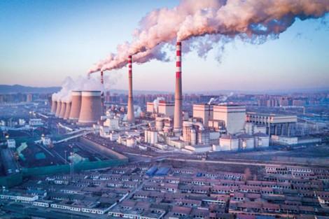 Trung Quốc giảm xả CO2, Trái đất bớt nóng