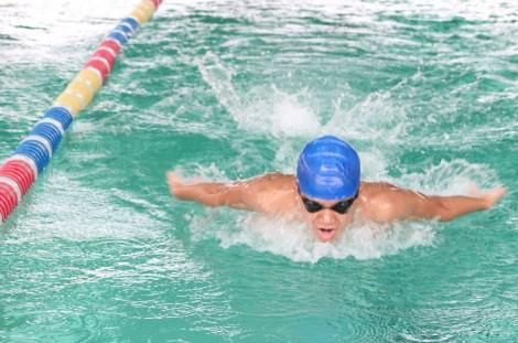 Bơi lội Cần Thơ hy vọng vào các tài năng trẻ