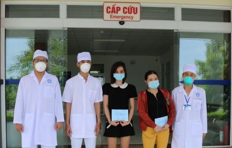 Bệnh nhân điều trị COVID-19 lâu nhất ở Cần Thơ được xuất viện