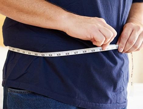 Béo bụng là yếu tố nguy cơ tử vong sớm