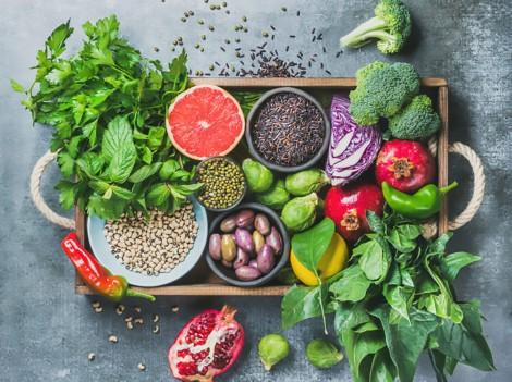 Phytonutrient - dưỡng chất thực vật bảo vệ sức khỏe