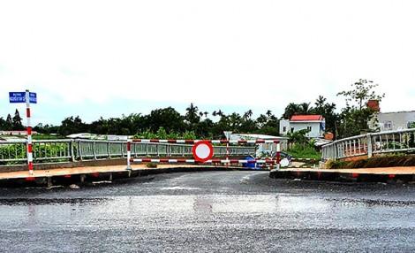 Xử lý điểm tiềm ẩn tai nạn giao thông trên địa bàn huyện Phong Ðiền