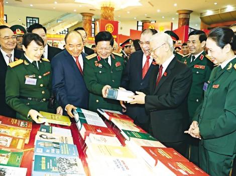 Xây dựng Đảng bộ Quân đội thật sự mẫu mực, thật sự trong sạch, vững mạnh