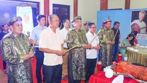 Long trọng kỷ niệm Ngày Sân khấu Việt Nam