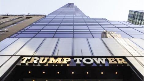 Tổng thống Trump nộp rất ít thuế thu nhập