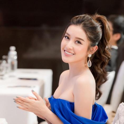 Á hậu Huyền My đảm nhiệm vai trò ban giám khảo cuộc thi Nét đẹp Du Lịch Vĩnh Long