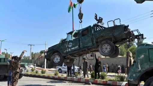 Afghanistan với tương lai bất định