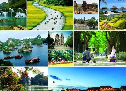 Việt Nam vào top 10 điểm đến được yêu thích nhất năm 2020