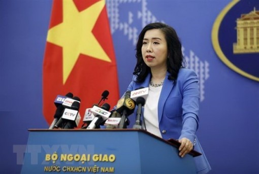 Vietnam protests establishment of so-called Sansha city