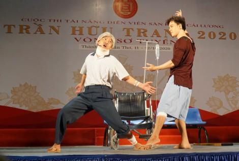 Tranh tài thú vị ở Cuộc thi Trần Hữu Trang