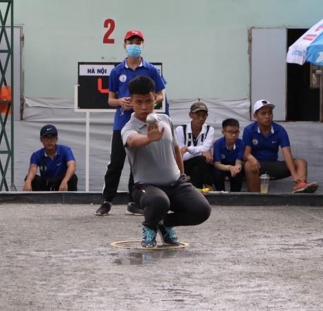 Hơn 150 VĐV Bi sắt tranh tài Giải Bi sắt vô địch trẻ, thiếu niên Quốc gia năm 2020