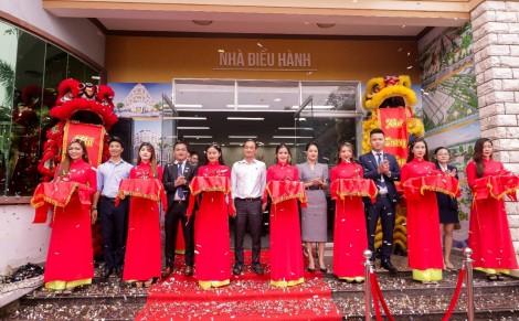 Tưng bừng khai trương Nhà điều hành dự án KDC Minh Châu (Vạn Phát Avenue)