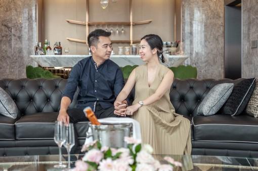 """Trải nghiệm khó quên tại khách sạn cao nhất Đông Nam Á của admin """"Nghiện nhà"""" Hà Linh"""