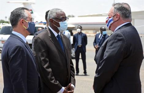 Mỹ nêu điều kiện loại Sudan  khỏi danh sách tài trợ khủng bố