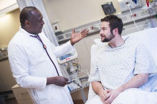 Đừng xem thường bệnh ung thư vú ở nam giới