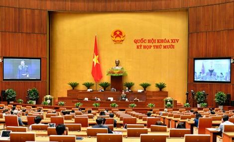 Thảo luận dự thảo Luật Cư trú (sửa đổi) và Luật Biên phòng Việt Nam