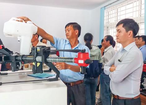 Ứng dụng công nghệ cao nâng chất lượng và sản lượng nông sản