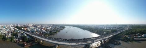 """Bất động sản Cần Thơ """"Tăng tốc"""" cùng 2 cây cầu vào cửa ngõ thành phố"""
