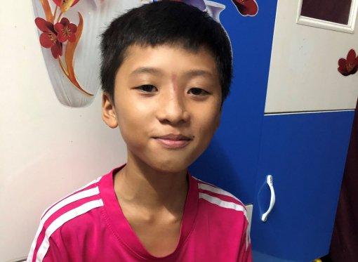 Ước mơ đến trường của Phương Bình
