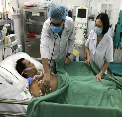 Cứu sống bệnh nhân ngưng tim 90 phút