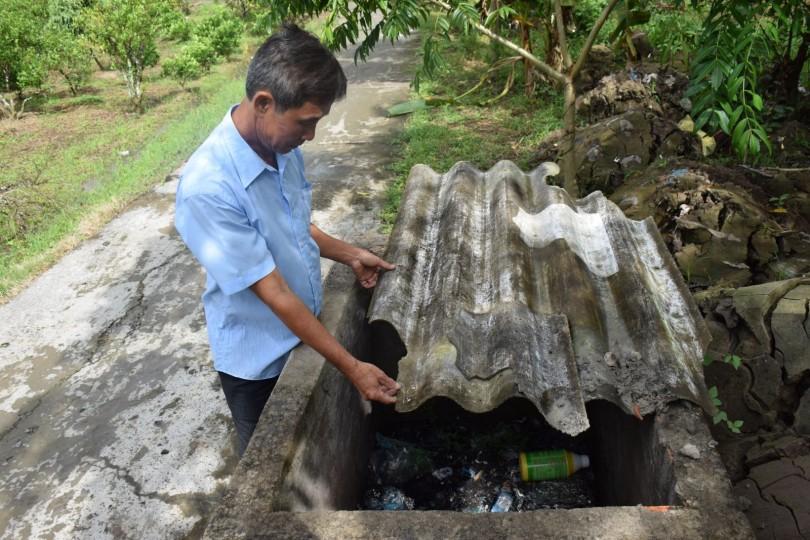 Xử lý nước thải nông thôn: Cần giải pháp đồng bộ