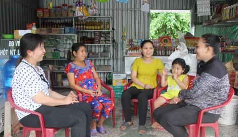 Nâng cao hiệu quả công tác  vận động phụ nữ dân tộc, tôn giáo