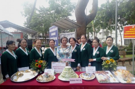 Ninh Kiều tổ chức Ngày hội Đại đoàn kết toàn dân tộc