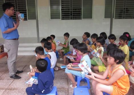 Giảm thiểu tai nạn, thương tích trẻ em